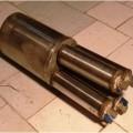 دستگاه نمونه گیر از عمق چاهها و سدها